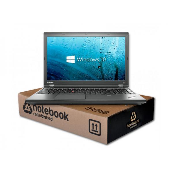 Lenovo Thinkpad L540 Intel Core i5 4300M 2.6 GHz. · 8 Gb. SO-DDR3 RAM · 240 Gb. SSD · DVD · Windows 7 Pro · TFT 15.6 '' HD 16:9