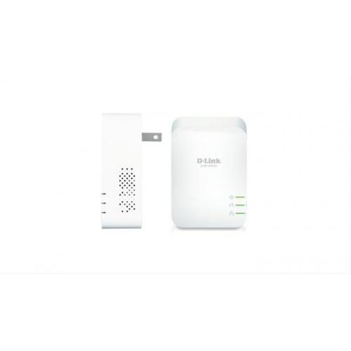 POWERLINE AV2 1000 HD D-LINK DHP-601AV-DESPRECINTADO