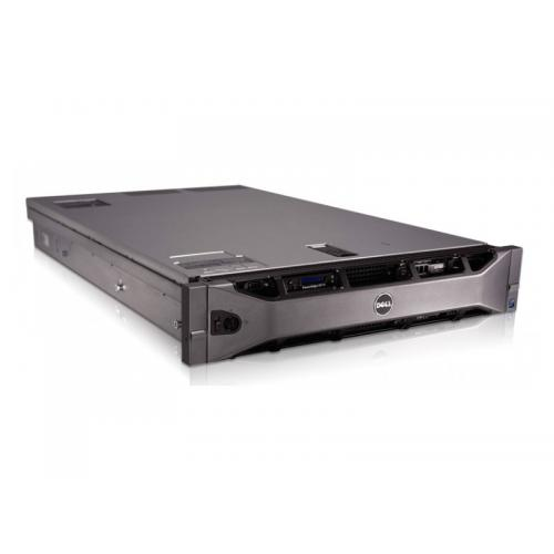 Dell PowerEdge R710 2U 2x Intel Xeon Six Core X5680 3.33 GHz. · 128 Gb. DDR3 ECC RAM · 18 bahías (10 vacías ) · 4x 3.00 Tb. SAS