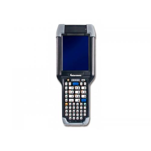 Intermec CK3R Texas Instruments 1 GHz. Multi-Engine · 256 Mb. RAM · 512 Mb. ROM · Táctil 3,5'' Transmisive QVGA (240x320 pixels)