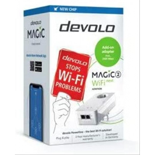 PLC POWERLINE DEVOLO MAGIC 2 WIFI Next Single Starter Kit