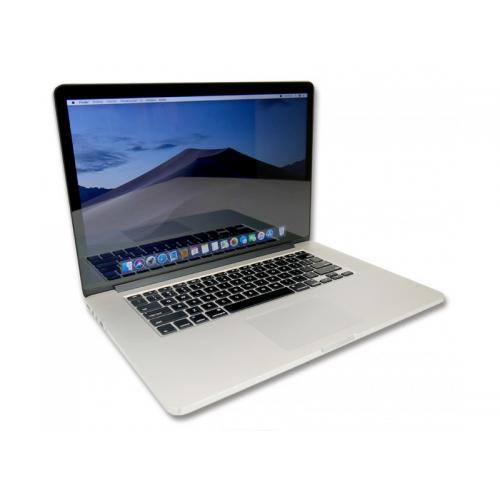 Apple MacBook Pro 10,1 Retina Intel Core i7 3720QM 2.6 GHz. · 8 Gb. DDR3 RAM · 512 Gb. SSD · macOS Catalina · Led 15.4 '' 2K 16