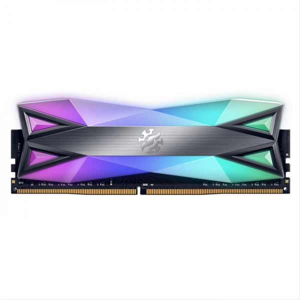 MODULO DDR4 8GB 3200MHZ ADATA XPG SPECTRIX D60G RGB