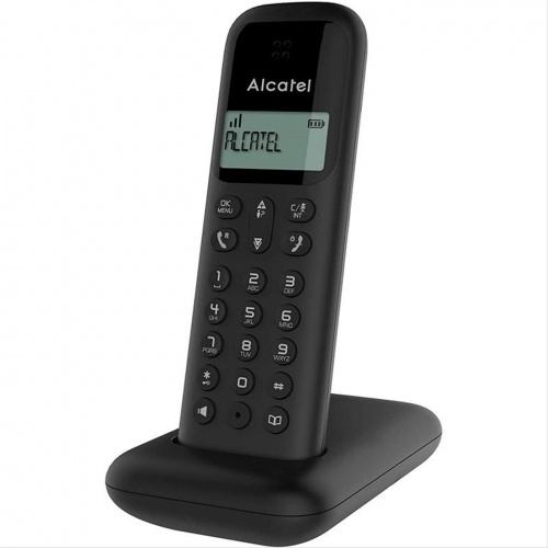 TELEFONO INALAMBRICO ALCATEL D285 NEGRO