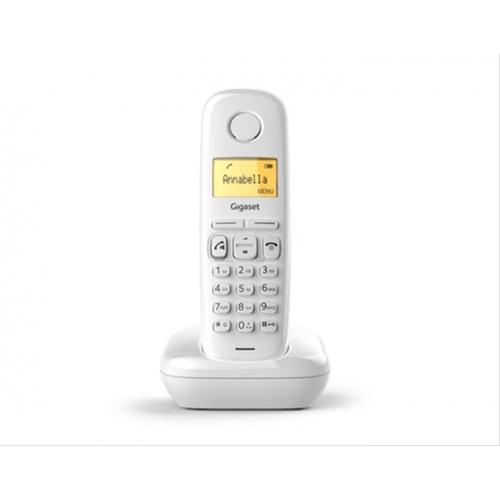 TELEFONO INALAMBRICO GIGASET A270 BLANCO