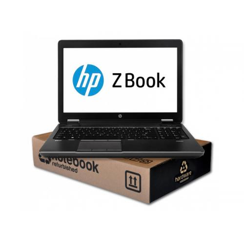 HP ZBook 17 G2 Workstation Intel Core i7 4710MQ 2.5 GHz. · 16 Gb. SO-DDR3 RAM · 180 Gb. SSD · Teclado internacional con pegatina