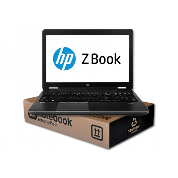 HP ZBook 17 G2 Workstation Intel Core i7 4710MQ 2.5 GHz. · 16 Gb. SO-DDR3 RAM · 180 Gb. SSD · Teclado internacional con pegatina