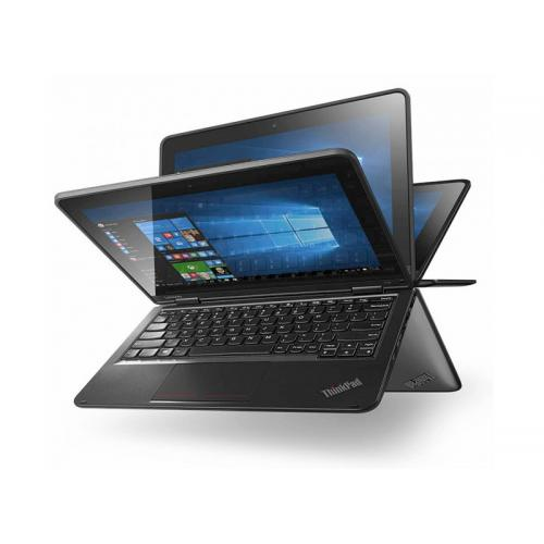 Lenovo YOGA 11E ChromeBook Intel Celeron N3150 1.6 GHz. · 4 Gb. SO-DDR3 RAM · 16 Gb. SSD · Teclado internacional con pegatinas e