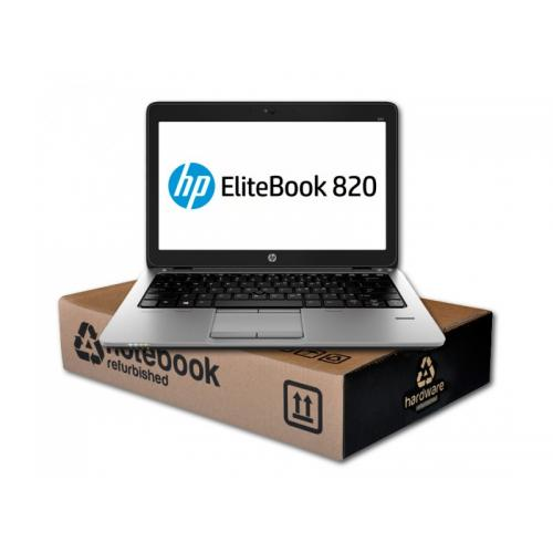 HP Elitebook 820 G3 i5 Intel Core i5 6300U 2.4 GHz. · 8 Gb. SO-DDR4 RAM · 240 Gb. SSD · Teclado internacional con pegatinas en C
