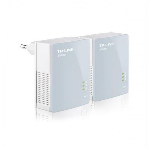 ADAPTADOR POWERLINE 500Mbps TP-LINK 2UDS