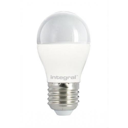 BOMBILLA LED INTEGRAL MINIGLOBE E27 6.7W 2700