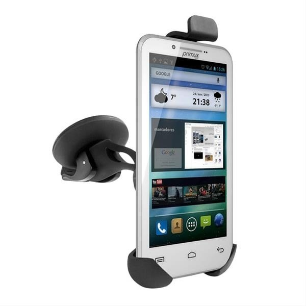 """SOPORTE COCHE SMARTPHONE 4.4""""-5.3"""""""