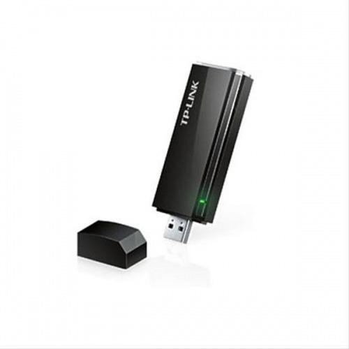 ADAPTADOR TP-LINK USB WIRELESS BANDA DUAL ARCHER T4U AC 1300