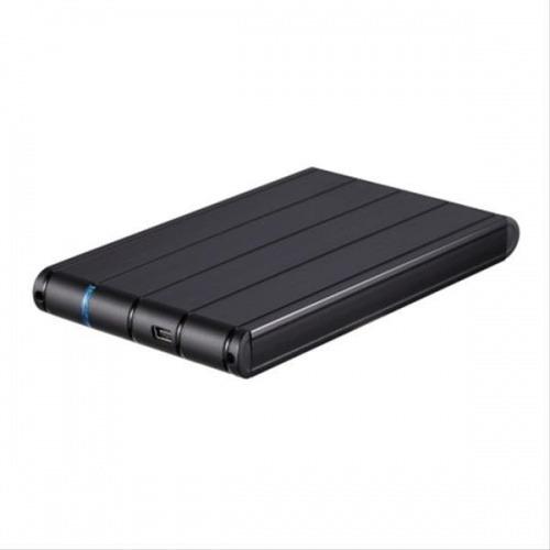 "CAJA EXTERNA 2.5"" SATA TOOQ NEGRA USB 3.0 9,5 MM"