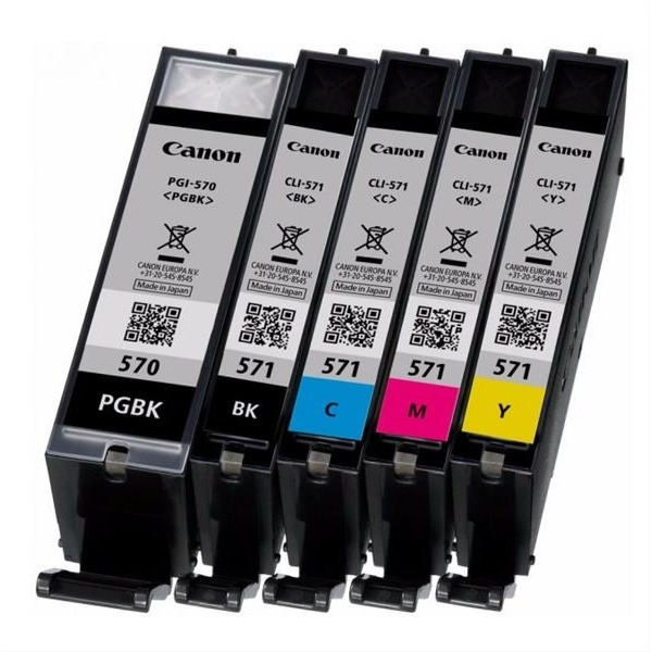 CANON PGI-570/CLI-571 PGBK/C/M/Y/BK BLISTE·