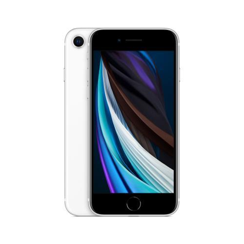 "iPhone SE 11,9 cm (4.7"") Ranura híbrida Dual SIM iOS 14 4G 256 GB Blanco - Imagen 1"