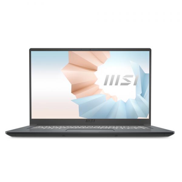 "MSI Modern 15 A11SB-066XES DDR4-SDRAM Portátil 39,6 cm (15.6"") 1920 x 1080 Pixeles Intel® Core™ i7 de 11ma Generación 16 GB 1000"
