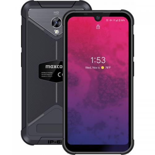"MS572 Smart&Strong 14,5 cm (5.71"") SIM doble Android 9.0 4G USB Tipo C 3 GB 32 GB 4100 mAh Negro - Imagen 1"