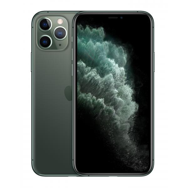 """iPhone 11 Pro 14,7 cm (5.8"""") 256 GB SIM doble 4G Verde iOS 13 - Imagen 1"""