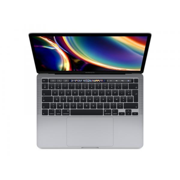 """MacBook Pro Portátil Gris 33,8 cm (13.3"""") 2560 x 1600 Pixeles Intel® Core™ i5 de 10ma Generación 16 GB LPDDR4x-SDRAM 1000 GB SSD"""