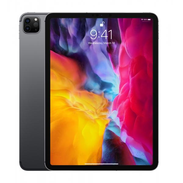 "iPad Pro 256 GB 27,9 cm (11"") 6 GB Wi-Fi 6 (802.11ax) iPadOS Gris - Imagen 1"