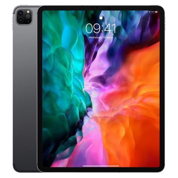 "iPad Pro 4G LTE 128 GB 32,8 cm (12.9"") 6 GB Wi-Fi 6 (802.11ax) iPadOS Gris - Imagen 1"