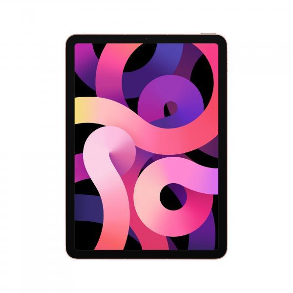 "iPad Air 4G LTE 64 GB 27,7 cm (10.9"") Wi-Fi 6 (802.11ax) iOS 14 Oro rosa - Imagen 1"