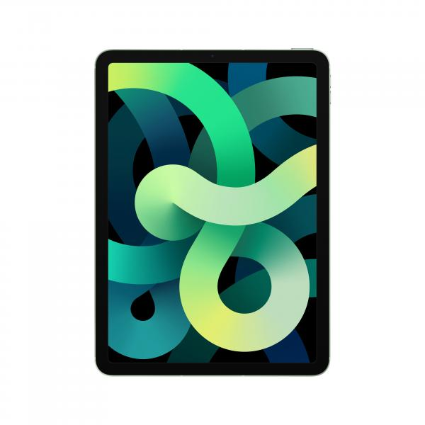 "iPad Air 4G LTE 64 GB 27,7 cm (10.9"") Wi-Fi 6 (802.11ax) iOS 14 Verde - Imagen 1"