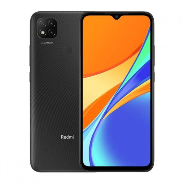"""Redmi 9C 16,6 cm (6.53"""") SIM doble Android 10.0 4G MicroUSB 3 GB 64 GB 5000 mAh Gris - Imagen 1"""