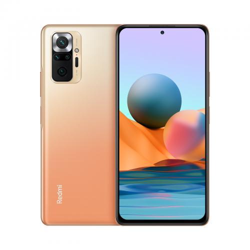 "Redmi Note 10 Pro 16,9 cm (6.67"") SIM doble Android 11 4G USB Tipo C 6 GB 128 GB 5020 mAh Bronce - Imagen 1"
