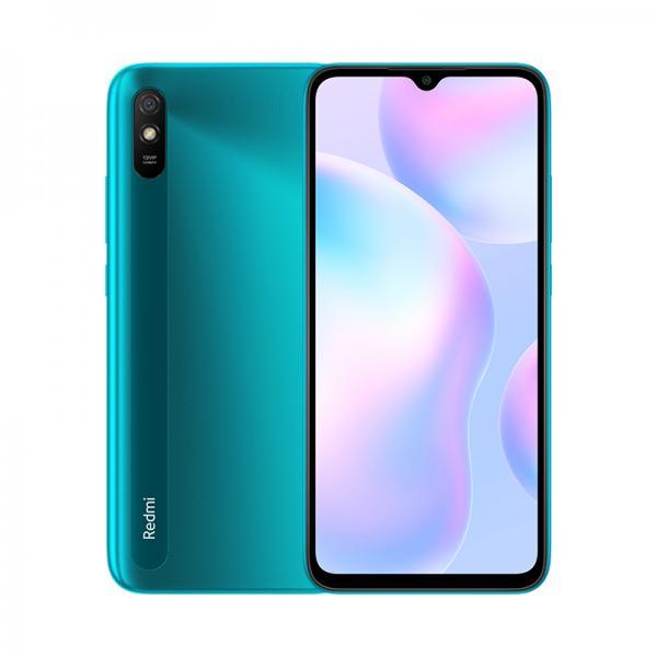 "Redmi 9A 16,6 cm (6.53"") SIM doble 4G MicroUSB 2 GB 32 GB 5000 mAh Verde - Imagen 1"