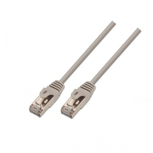 CABLE RED LATIGUILLO RJ45 CAT.6 3M GRIS NANOCABLE