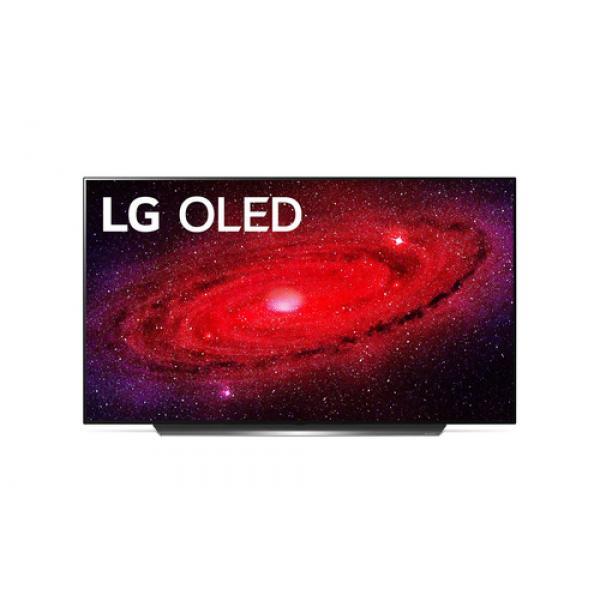 "LG OLED65CX6LA.AEU Televisor 165,1 cm (65"") 4K Ultra HD Smart TV Wifi Negro, Plata - Imagen 1"