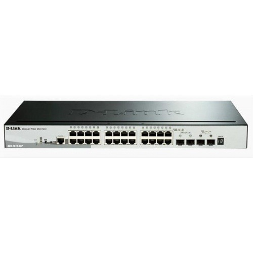 D-LINK TRADE 28-PORT GIGABIT POE SWITCH ·