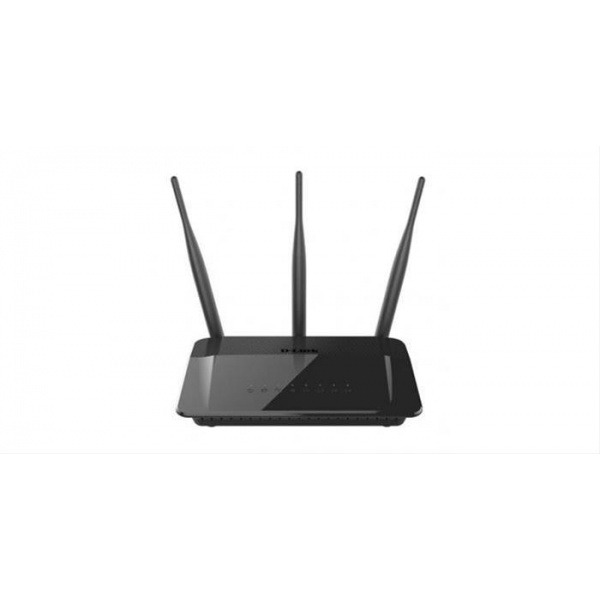 ROUTER WIRELESS AC750 DUAL BAND D-LINK DIR-809 ·