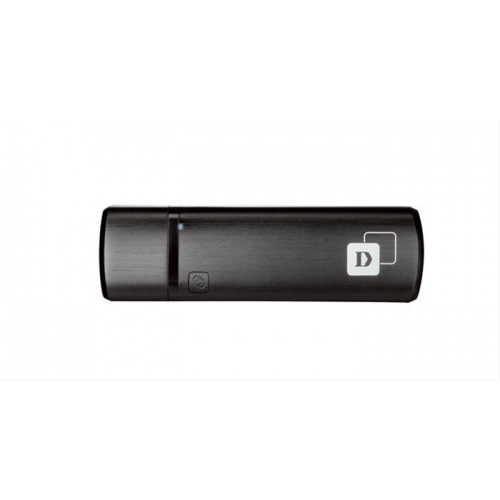 ADAPTADOR USB WIRELESS AC1200 DUALBAND D-LINK