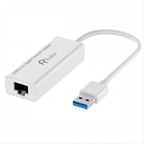 CONVERSOR USB 3.0 A ETHERNET GIGABIT 10/100/1000MBPS 0.15M NANOCABLE