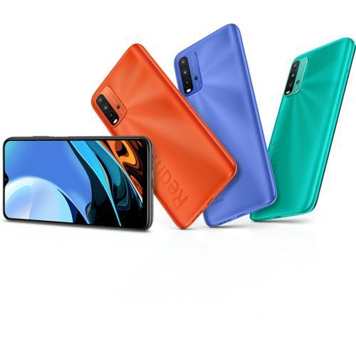"Redmi 9T 16,6 cm (6.53"") SIM doble Android 10.0 4G USB Tipo C 4 GB 128 GB 6000 mAh Azul"