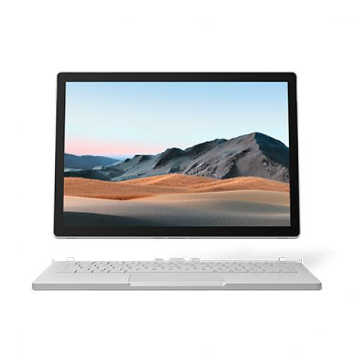 "Microsoft Surface Book 3 LPDDR4x-SDRAM Híbrido (2-en-1) 34,3 cm (13.5"") 3000 x 2000 Pixeles Pantalla táctil Intel® Core™ i7 de 1"