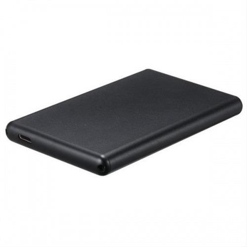 "CAJA EXTERNA 2.5"" SATA TOOQ NEGRA USB 3.1 9,5 MM"