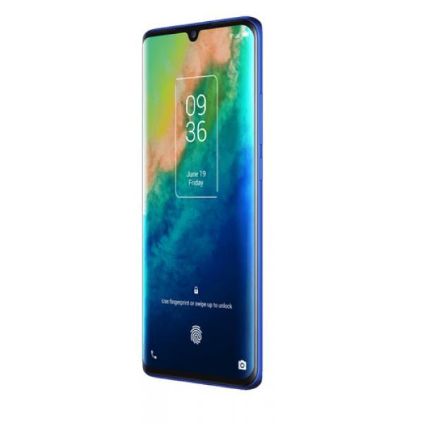 "TCL 10 Plus 16,4 cm (6.47"") SIM doble Android 10.0 4G USB Tipo C 6 GB 256 GB 4500 mAh Azul - Imagen 1"