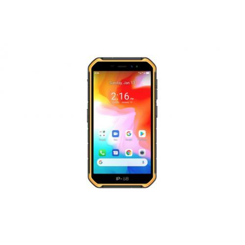 "Armor X7 12,7 cm (5"") 2 GB 16 GB SIM doble 4G MicroUSB Negro, Naranja Android 10.0 4000 mAh"