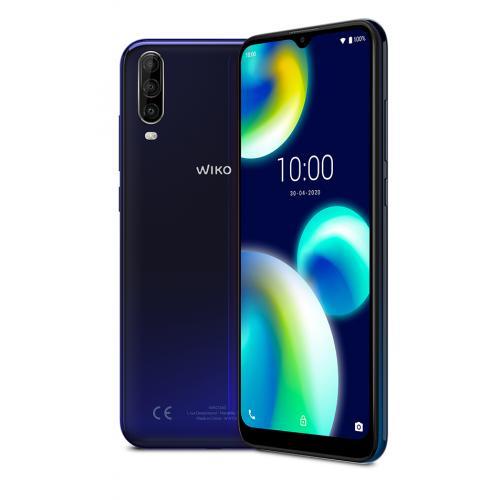 "View4 Lite 16,6 cm (6.52"") SIM doble Android 10.0 4G MicroUSB 2 GB 32 GB 4000 mAh Azul"
