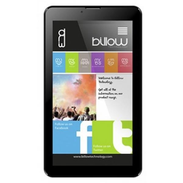 "X703B tablet 8 GB 17,8 cm (7"") 1 GB Wi-Fi 4 (802.11n) Android 8.1 Negro - Imagen 1"