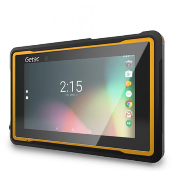 "ZX70 G2 64 GB 17,8 cm (7"") Qualcomm Snapdragon 4 GB Wi-Fi 5 (802.11ac) Android 9.0 Negro, Amarillo - Imagen 1"