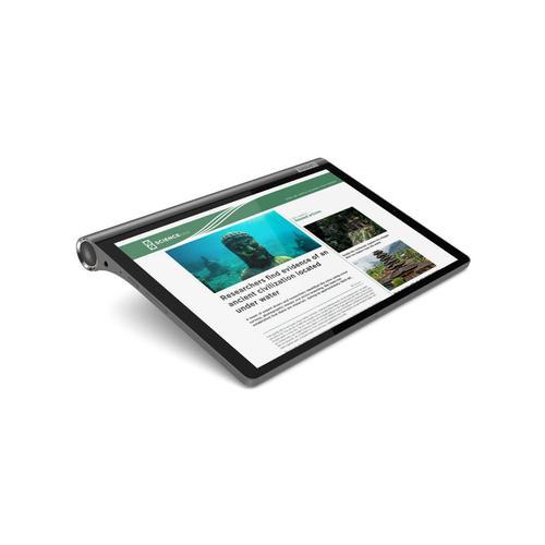 """Lenovo Smart Tab Yoga 64 GB 25,6 cm (10.1"""") Qualcomm Snapdragon 4 GB Wi-Fi 5 (802.11ac) Gris"""