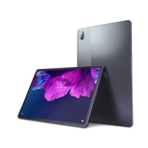 "Lenovo Tab P11 Pro 128 GB 29,2 cm (11.5"") Qualcomm Snapdragon 6 GB Wi-Fi 5 (802.11ac) Android 10 Gris - Imagen 1"