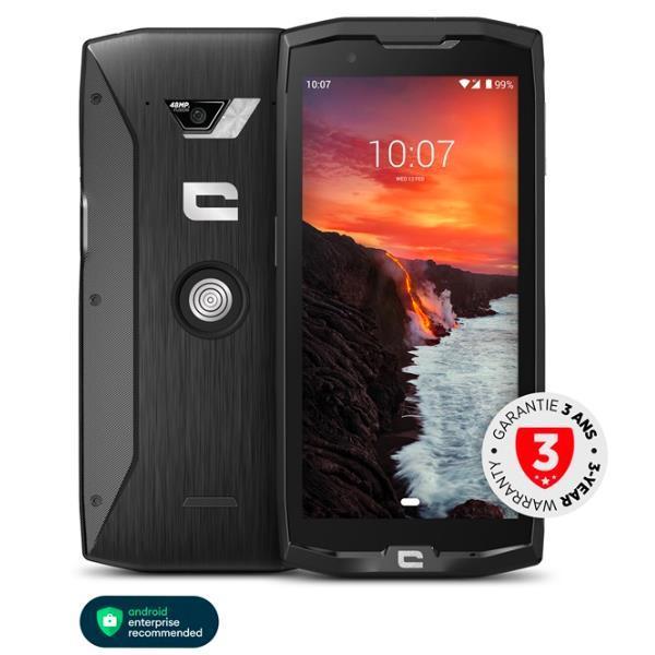 SMARTPHONE CORE X4 (4+64GB) BLACK - Imagen 1
