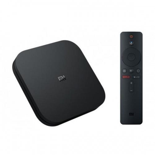 ANDROID TV XIAOMI MI TV BOX S 4K ULTRA HD