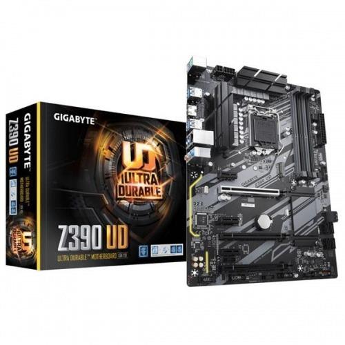 PLACA i3/i5/i7 GIGABYTE GA-Z390-UD DDR4 S.1151 GEN8 GEN9